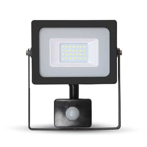 LED REFLEKTOR 20W SA SENZOROM VTAC