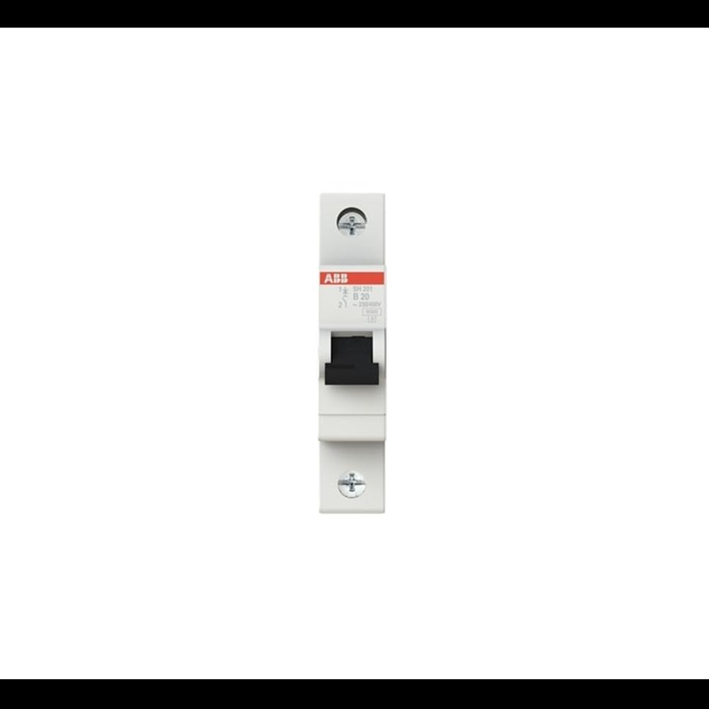 Automatski osigurac SH201-20 20A,B, 1p,6Ka