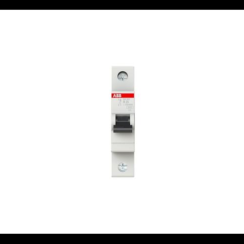 Automatski osigurac SH201-25 25A,B, 1p,6Ka