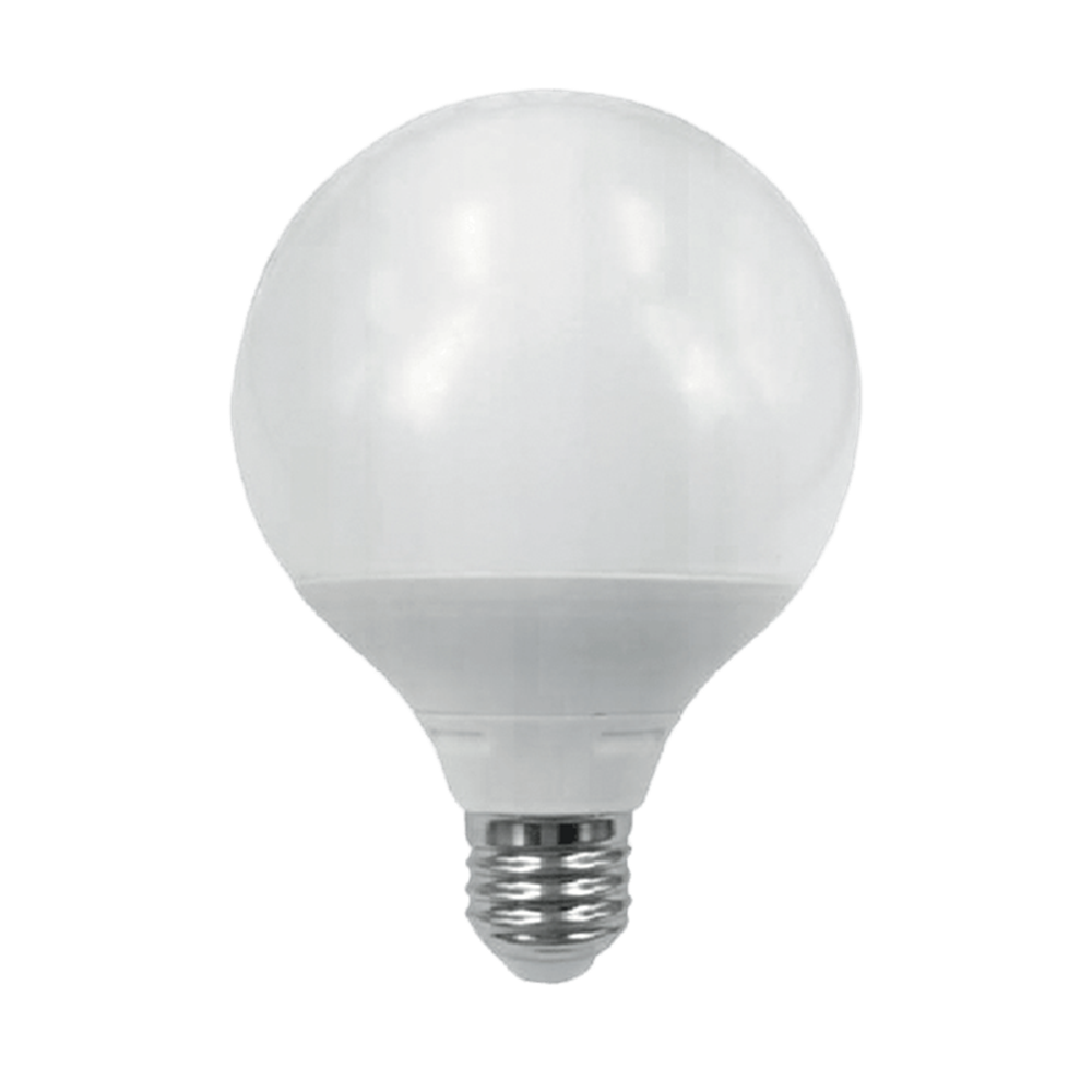 SIJALICA LED GLOBE G95 15W E27 230V TOPLO BELA