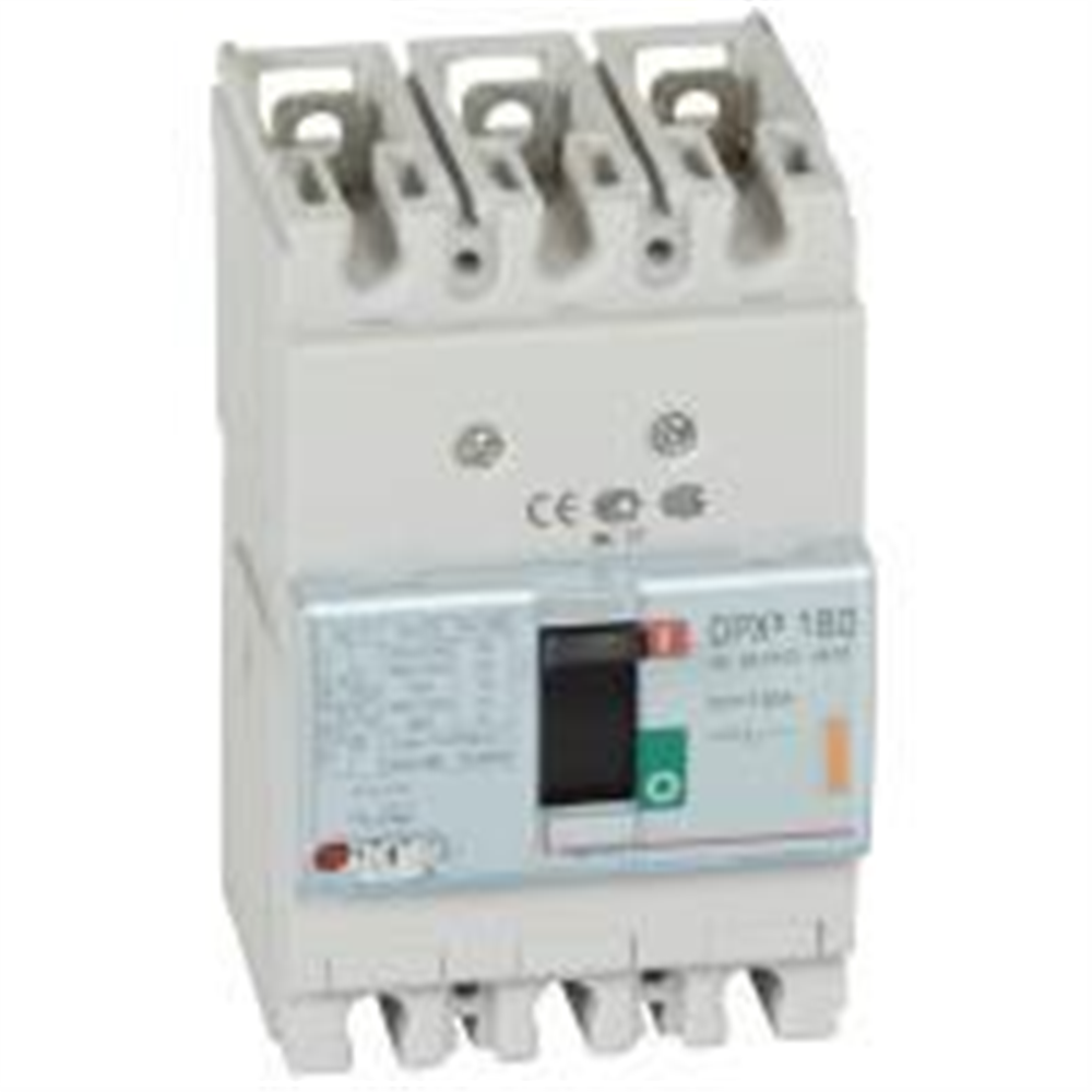 DPX3: kompakt prekidac 160A, 3P, F, FC, In=63A, Un=380/415V (Icu=25kA, Ics=100%Icu)