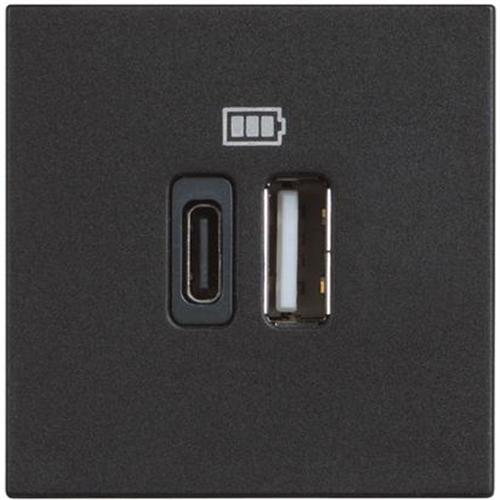 CLS -USB 3A  TIP AC CRNI