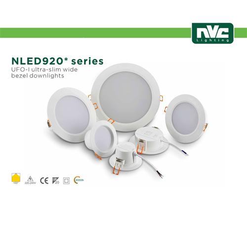 Ugradni led panel-downlight NLED9205 12W,720Lm,4000K
