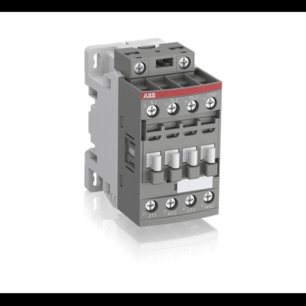 Kontaktor AF09-30-10-13 9A 100-250VAC/DC ABB