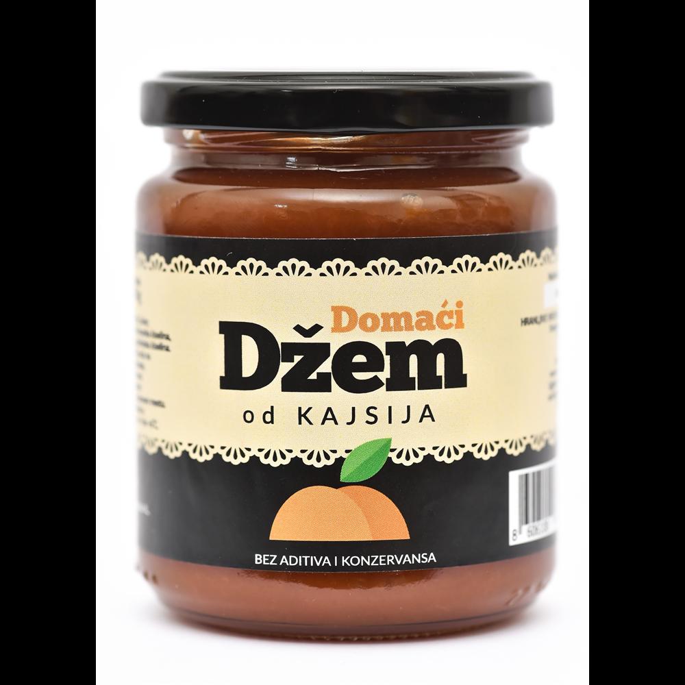 Domaći džem od KAJSIJA, 340gr