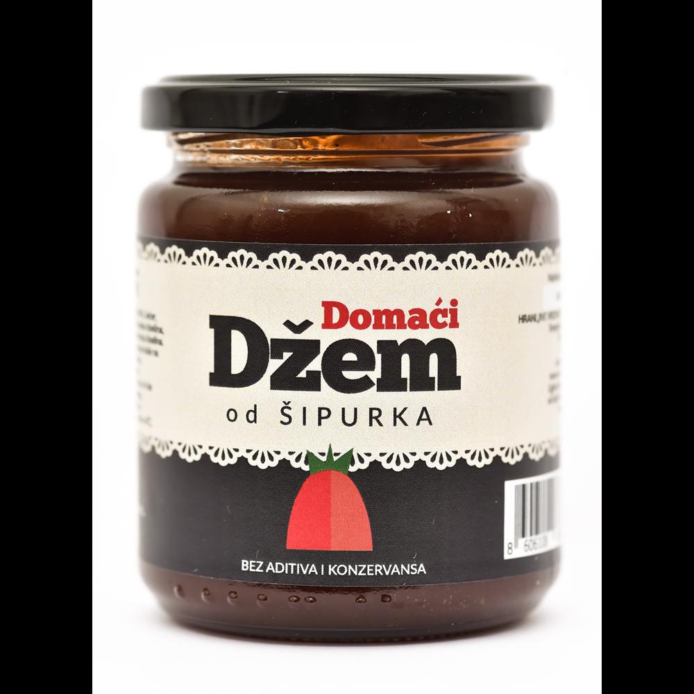 Domaći džem od ŠIPURKA, 340 gr