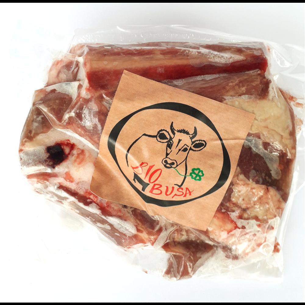 Juneća (Buša) rebra-grudi iz organske proizvodnje, 1kg