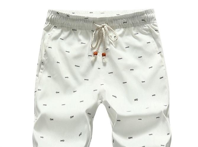 Beach Shorts Cotton