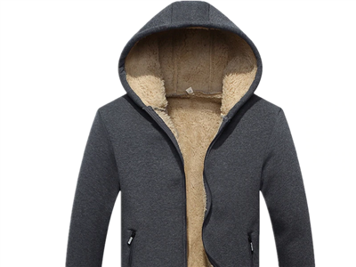 Wool Padded Jacket
