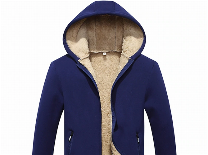 Wool Padded Jacket