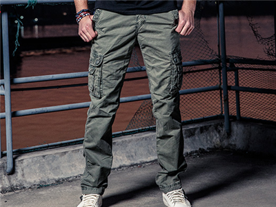 Cotton Military Tactical Pants
