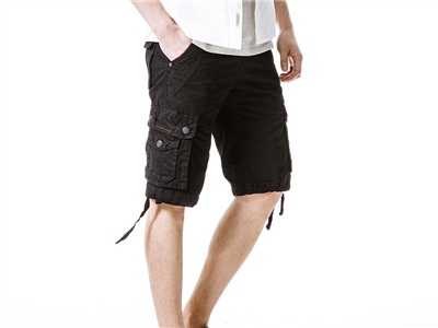 Casual Military Cargo Shorts