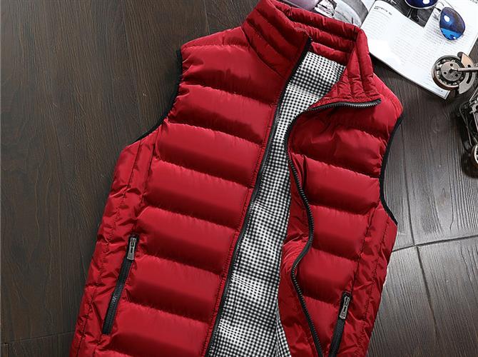 Sleeveless Jacket