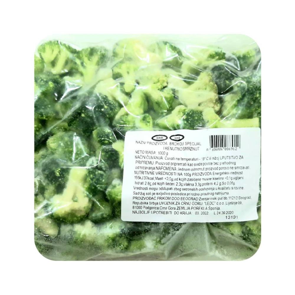 Brokoli 1 kg