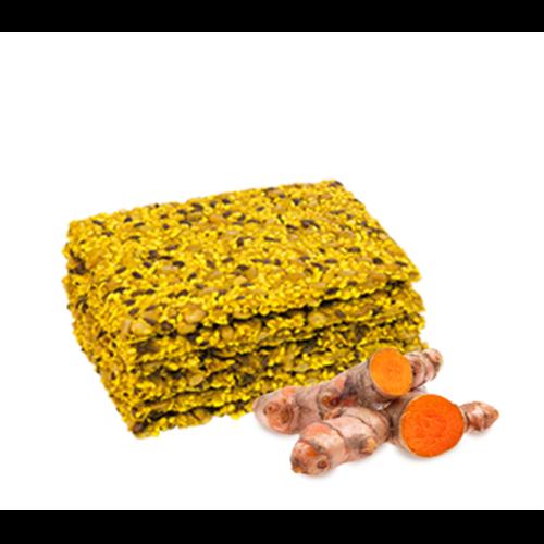 Proteinske pločice susam i kurkuma 100 gr rinfuz