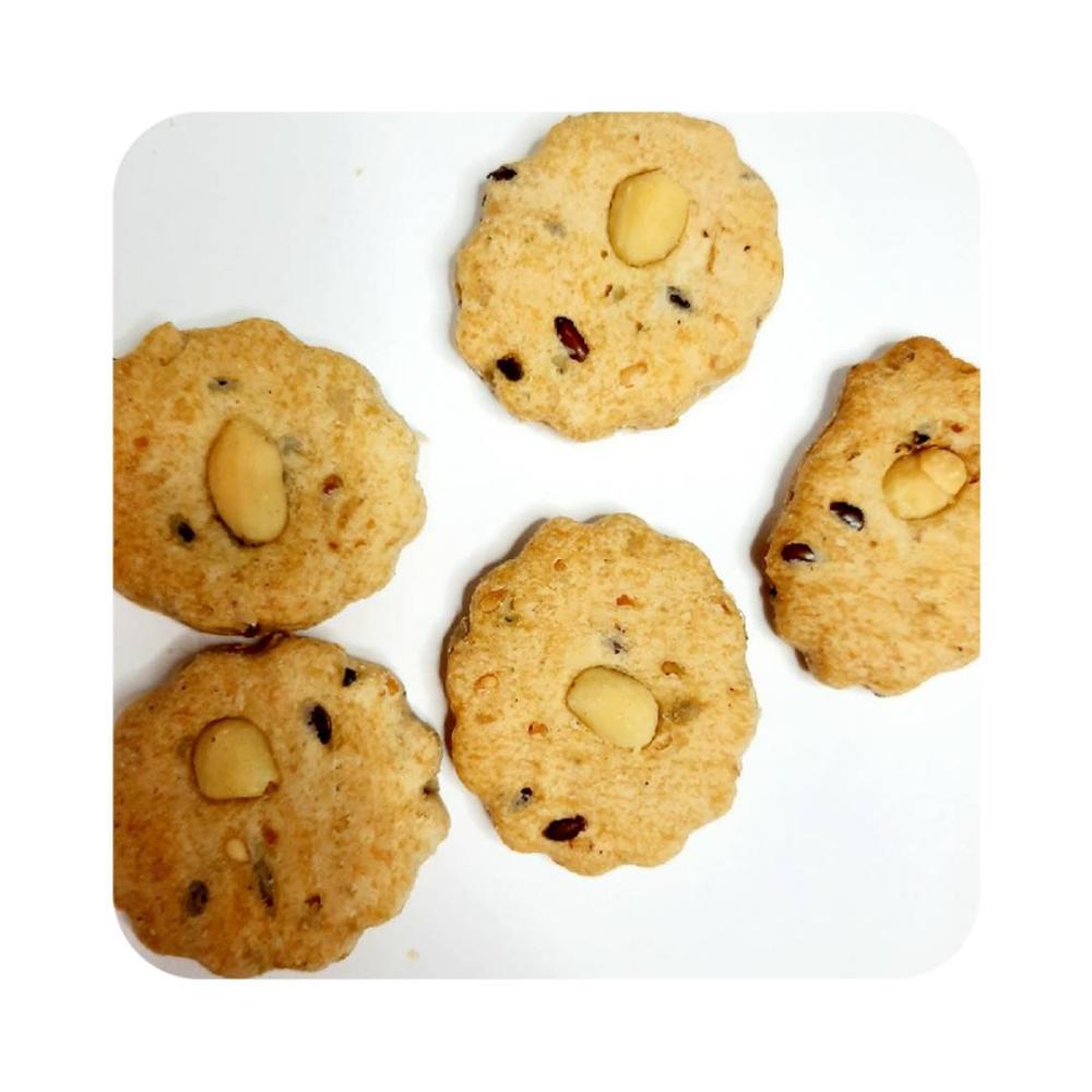 Integralni krekeri 5 žitarica 100 gr rinfuz