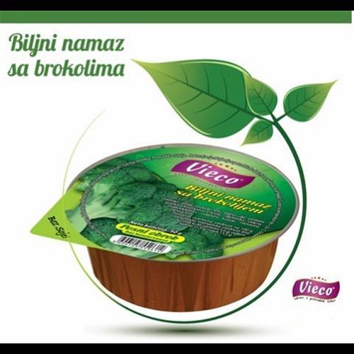 Biljni namaz sa brokolijem 50 gr