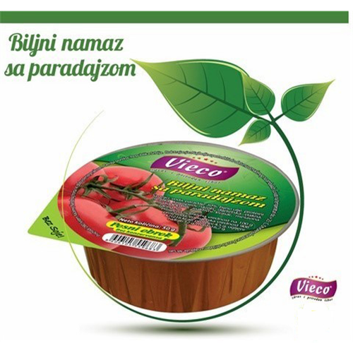 Biljni namaz sa paradajzom 50 gr