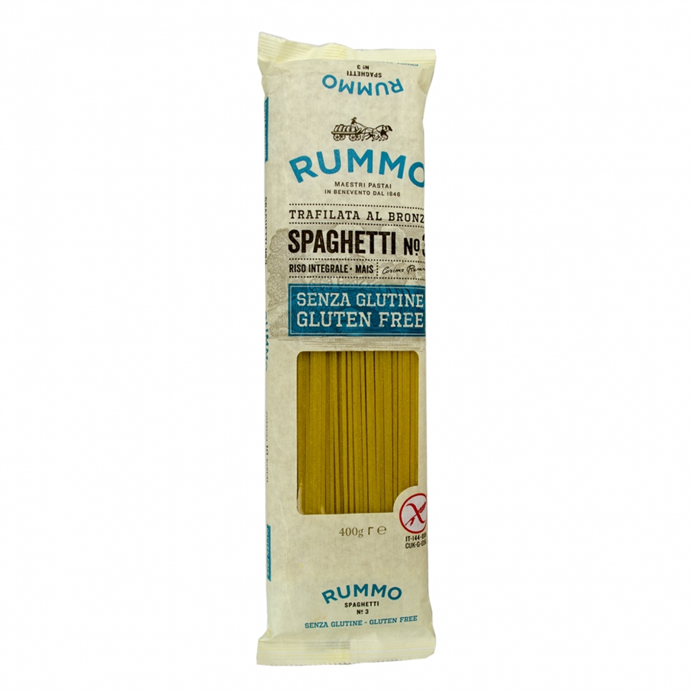 Testenina bez glutena špagete 500 gr