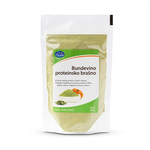 Bundevino proteinsko brašno 200 gr