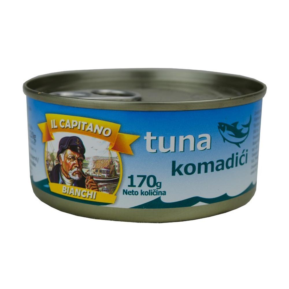 Tuna komadići Il Capitano 170 gr