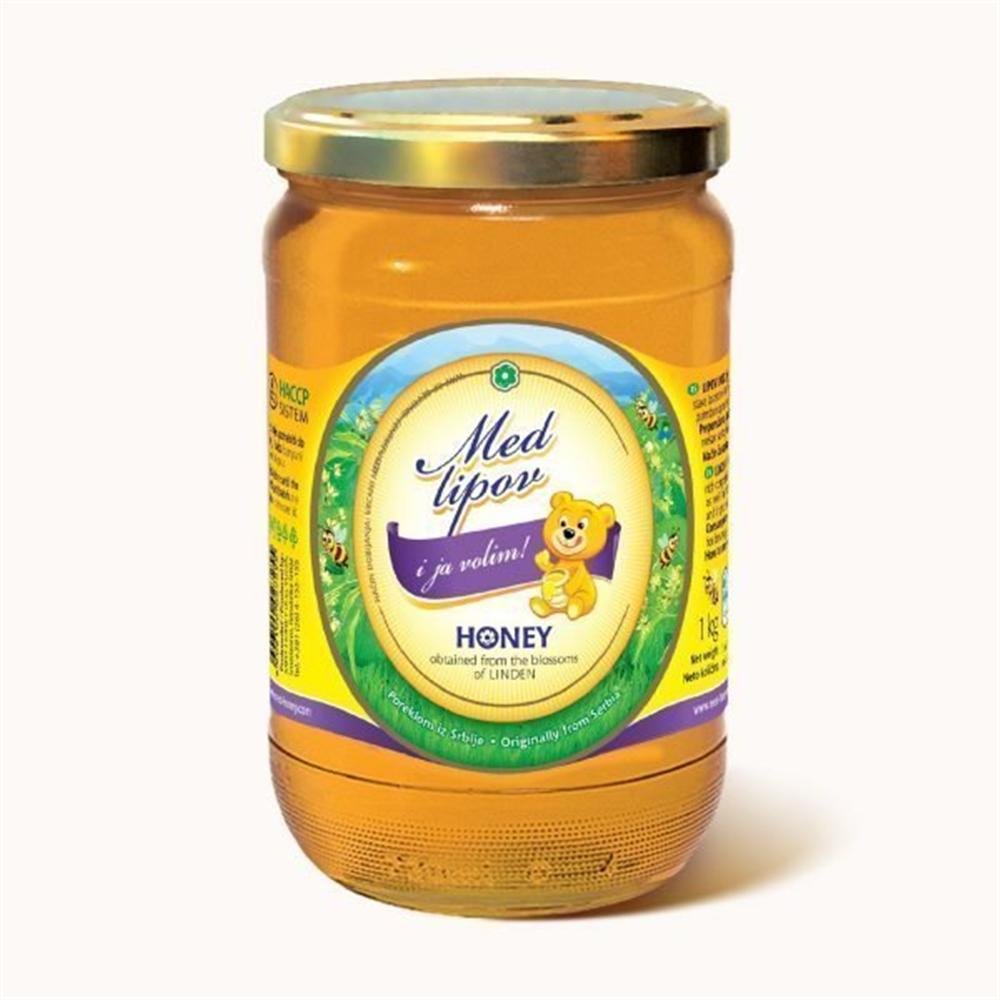 Med lipov honey 1 kg