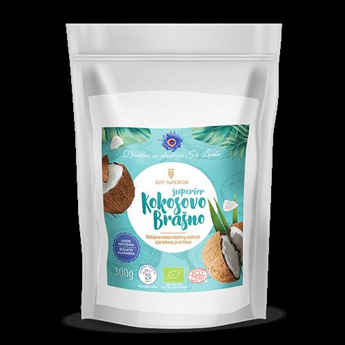 Kokosovo brašno (protein) Superior 300 gr