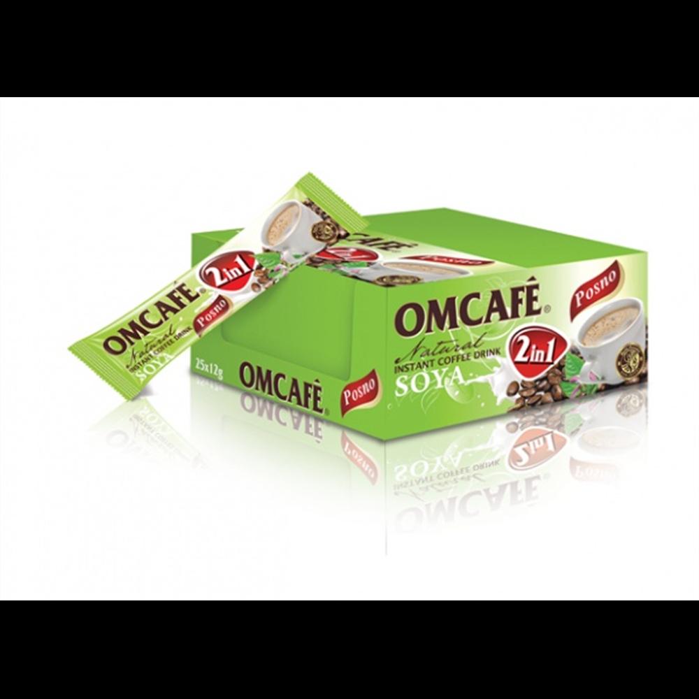 Posna kafa sa mlekom 2u1 Omcafe