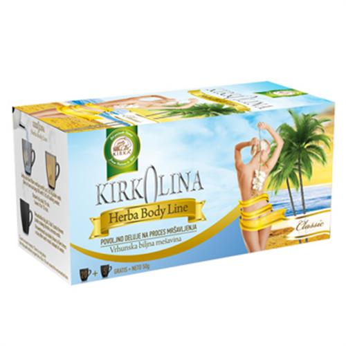Kirkolina čaj za mršavljenje 50 gr