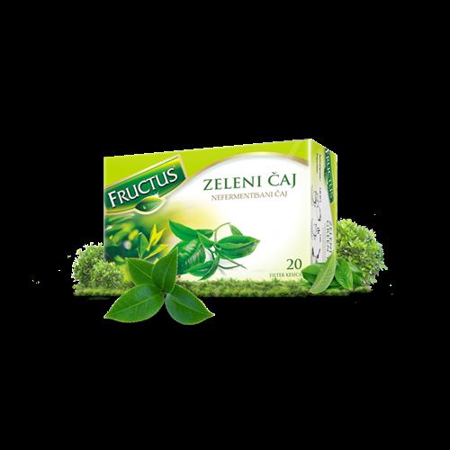 Zeleni čaj Fructus 30 gr