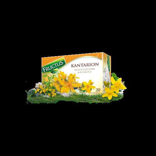 Kantarion čaj Fructus 30 gr
