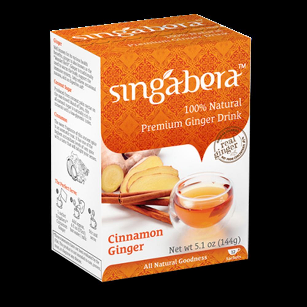 Singabera čaj đumbir sa cimetom 12 gr
