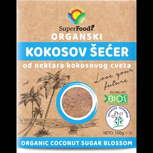 Kokosov šećer Superfood 100 gr