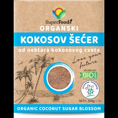 Kokosov šećer Superfood 200 gr