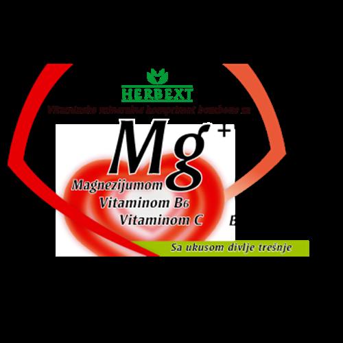Komprimovane bombone sa magnezijumom 15 kom