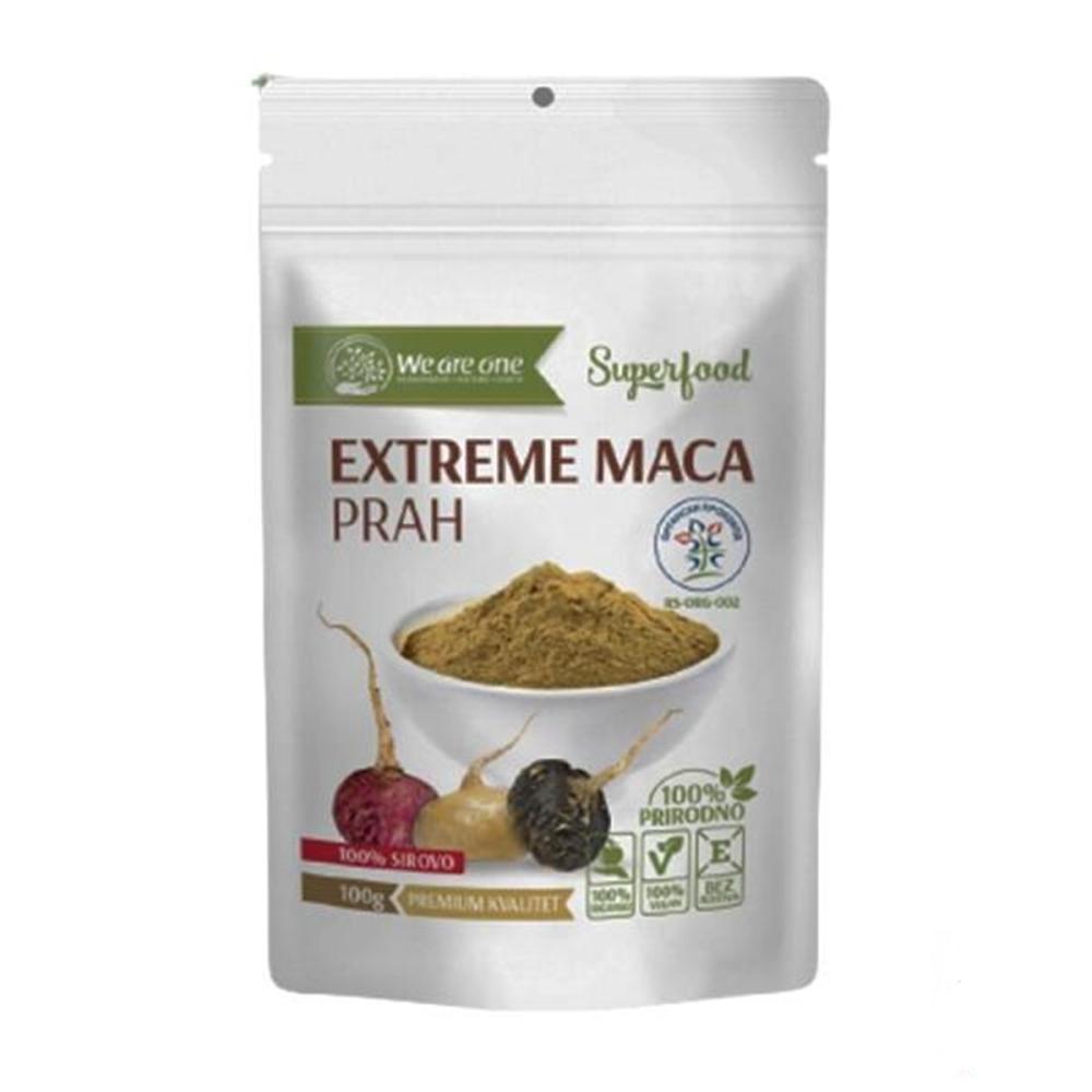 Extreme maka prah organik 100 gr