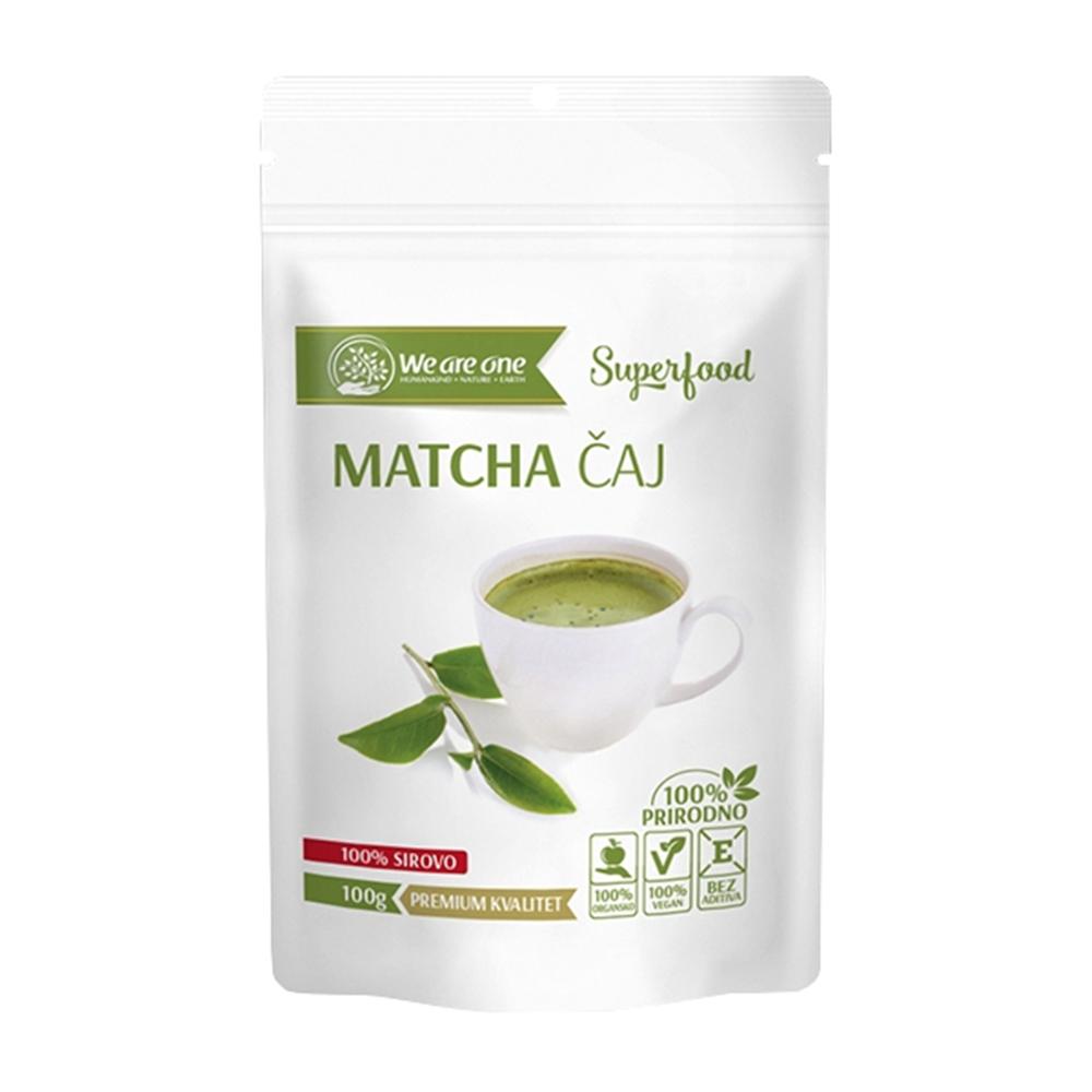 Matcha čaj 100 gr