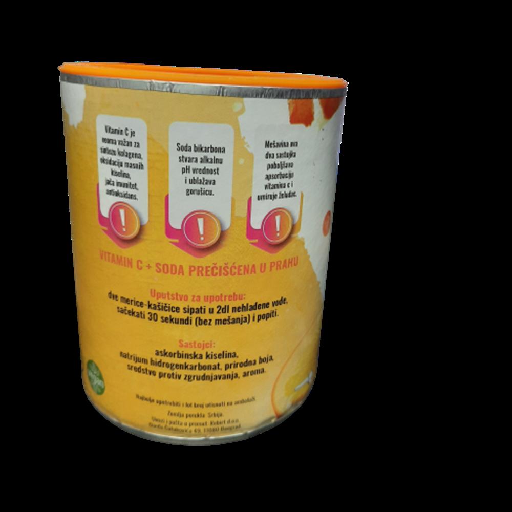 VItamin C i prečišćena soda u prahu 200 gr