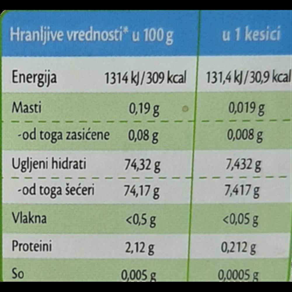 Speltino -med i liofilizovani sok od pšenične trave 10 gr