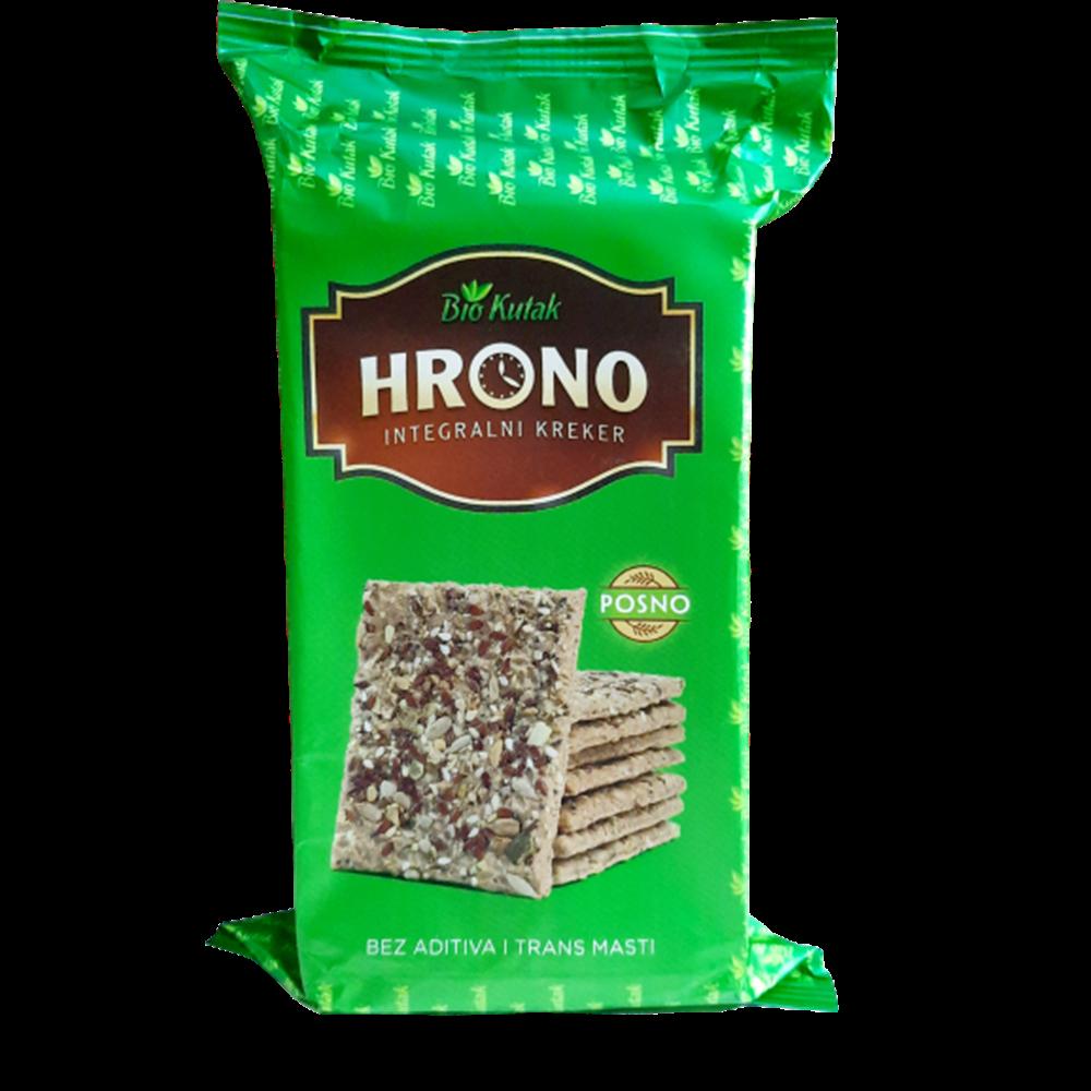 Hrono krekeri 200 gr