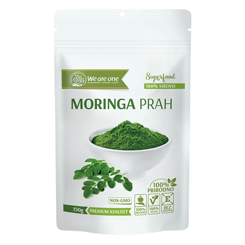 Moringa prah 100 gr We are one