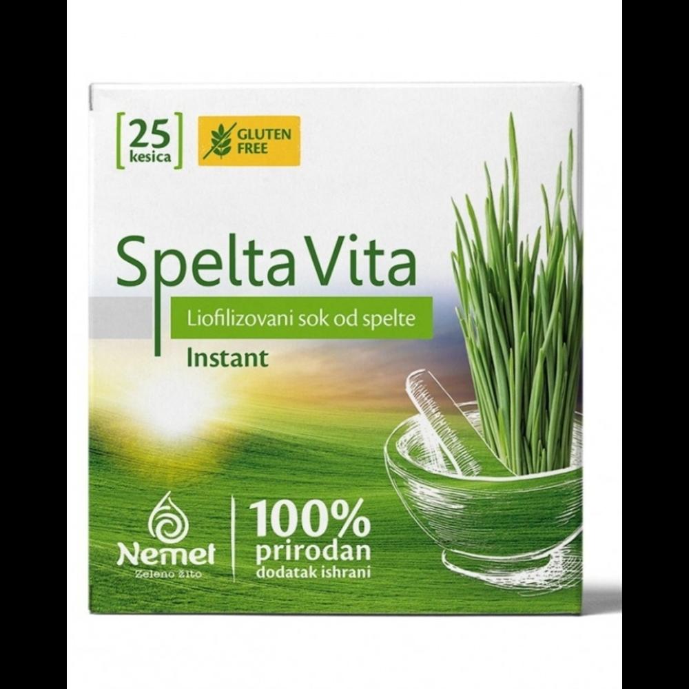 Spelta vita Instant - liofilizovani sok od spelte 25 kesica