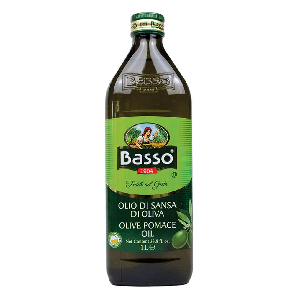 Maslinovo ulje od komine Basso 1l