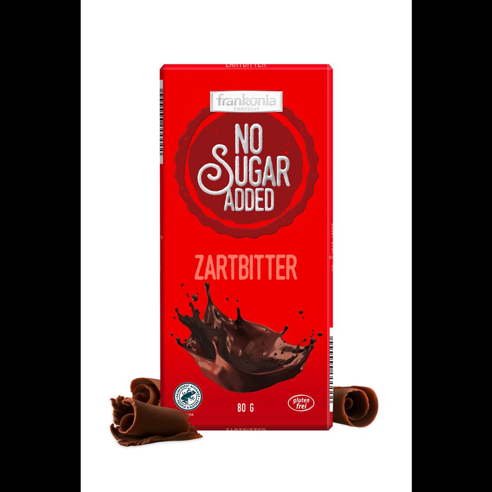 Frankonia crna čokolada bez šećera  80g