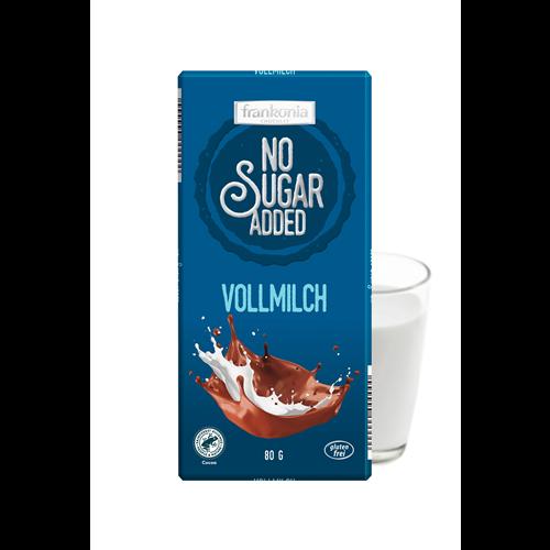 Frankonia mlečna čokolada bez šećera 80 gr