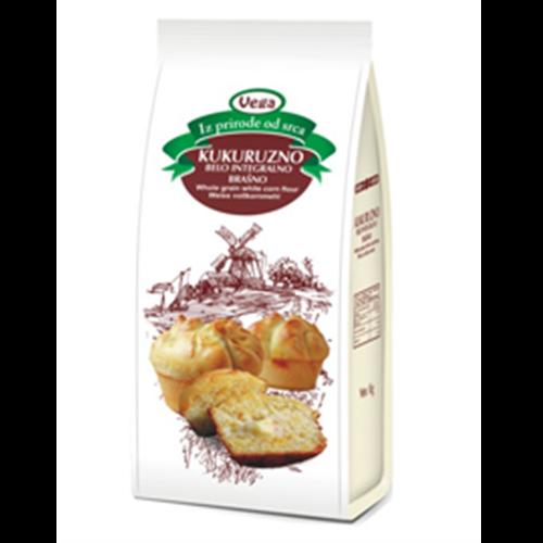 Brašno kukuruzno belo Vega 1 kg