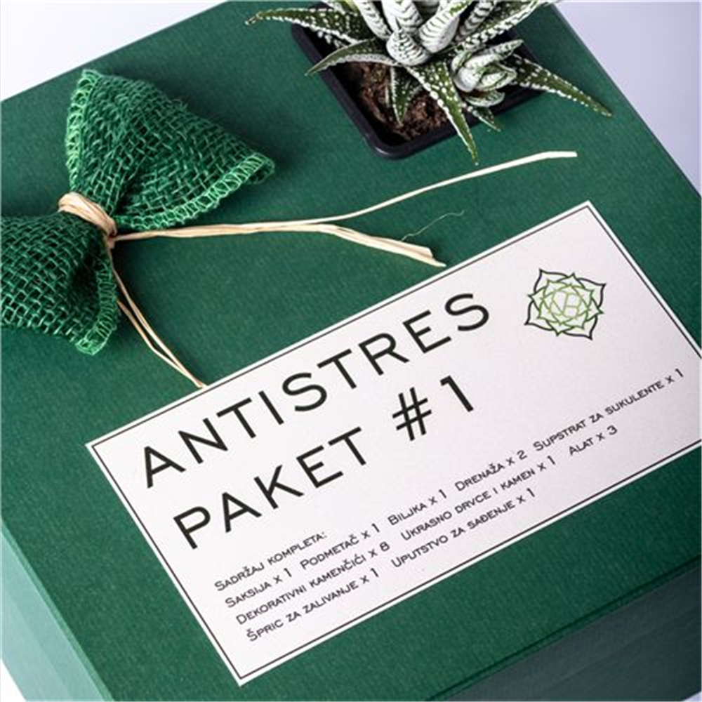 Antistres paket 1