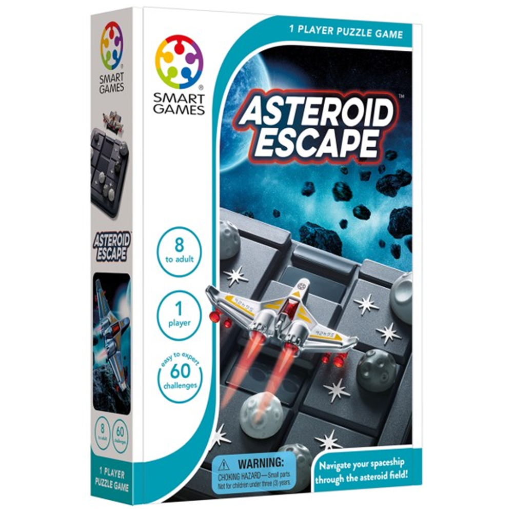 Asteroid Escape - smart games