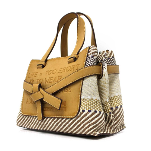 Torba DOGS BY BELUCHI beige summer