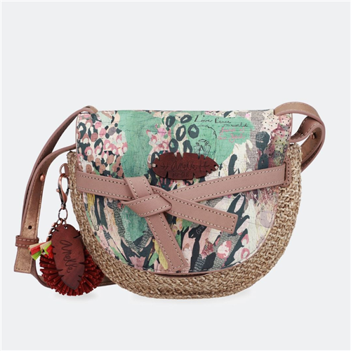 Torba ANEKKE Jungle Raffia
